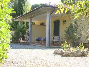 Kleine Villa 4 Betten