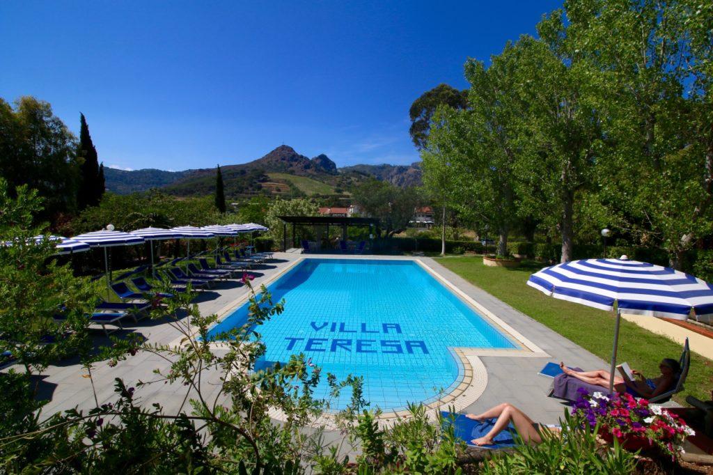 Piscina Villa Teresa