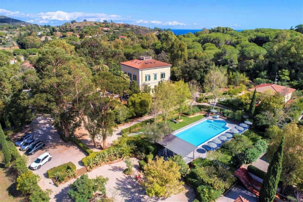 Residence Isola d'Elba Villa Teresa