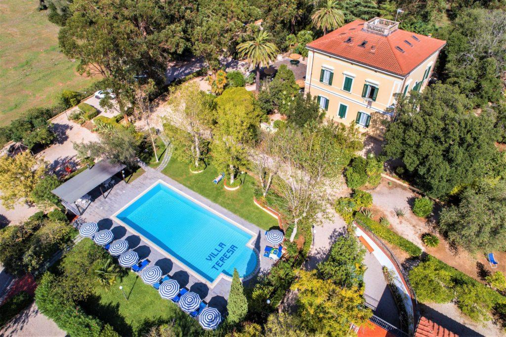 Residence Porto Azzurro Villa Teresa Elba